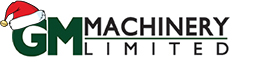 GM Machinery Logo